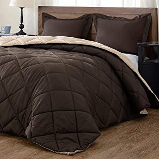 Best brown bedding sets king Reviews