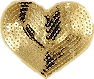 gold heart clothing