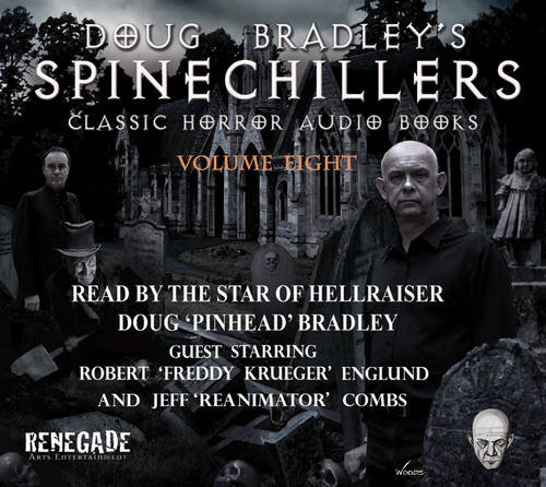 『Doug Bradley's Spinechillers, Volume Eight』のカバーアート
