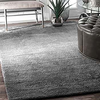 nuLOOM Bernetta Hand Tufted Ombre Area Rug