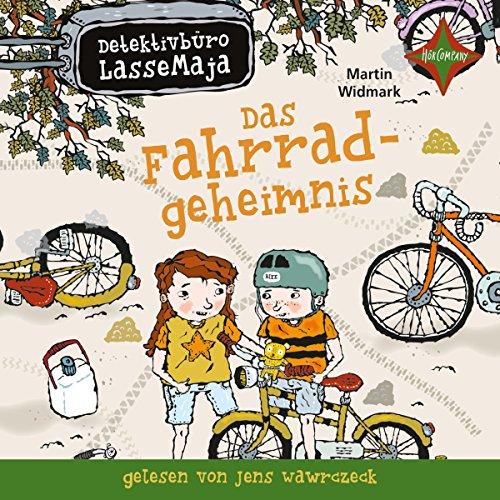 Das Fahrradgeheimnis: Detektivbüro LasseMaja 22
