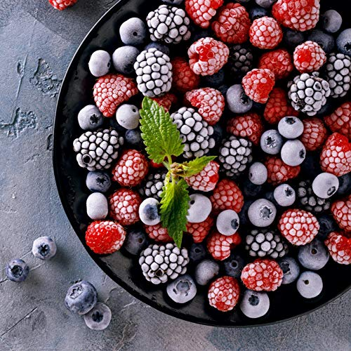 有機 JAS 認証 オーガニック 冷凍 ミックスベリー 1kg チリ産 砂糖不使用 Certified Organic Frozen Mixed Berries