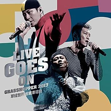 Grasshopper Live Goes On World Tour 2017 (Hong Kong)