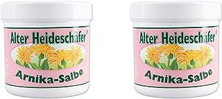 Arnika Salbe 2 x 250 ml ASAM Alter Heideschäfer Set trockene, raue Haut ingesamt 500 ml