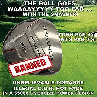 huge golf driver