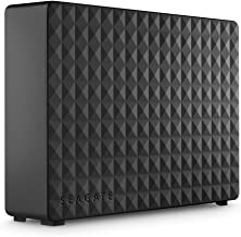 Seagate Expansion Desktop 10TB External Hard Drive HDD - USB 3.0 for PC & Laptop, 1-Year Rescue...