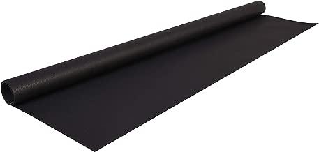 165 Porte-rouleau de papier toilette en acier inoxydable noir mat et support mural pour rouleau de papier toilette 50 Noir 80mm
