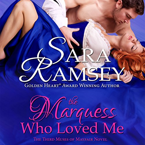 The Marquess Who Loved Me audiobook cover art
