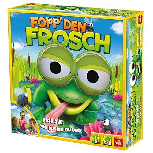 Goliath B.V. 70390 - Fopp den Frosch, Spiele und Puzzles