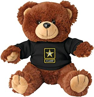 Honor Country US Army Star Plush Toy Teddy Bear