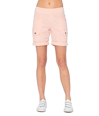 XCVI Wearables Clarissa Shorts (Peach Melba) Women