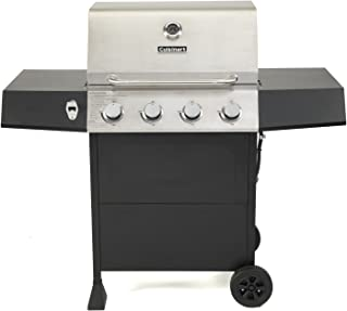 Cuisinart CGG-7400 Full Size Gas Grill, Four-Burner