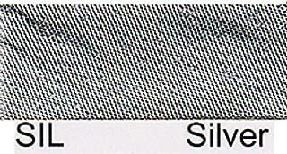 Essential Trimmings Metallic Bias Binding Tape - per 3 metres