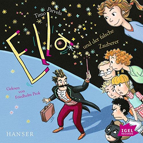 Ella und der falsche Zauberer  By  cover art