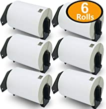 6 Rolls Brother DK-1241 4