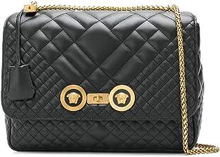 Versace Luxury Fashion Damen DBFG477DNATR2K41OT Schwarz Schultertasche   Herbst Winter 19