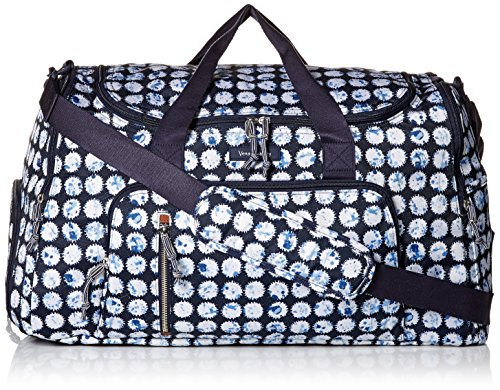 Vera Bradley Lighten Up Ultimate Gym, Splash Dot