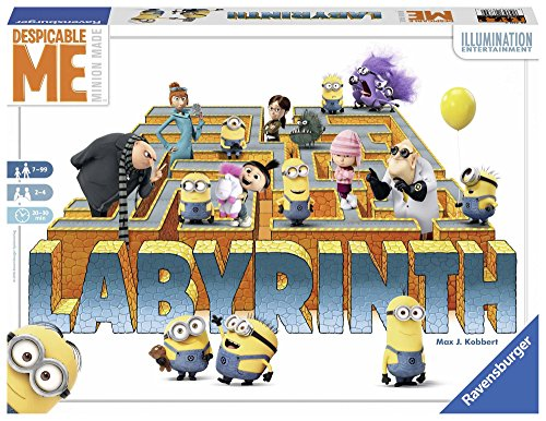 Ravensburger 26730 - Despicable Me Labyrinth Familienspiel