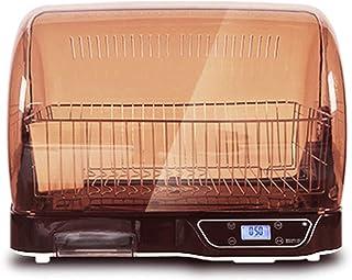 La desinfección del gabinete de escritorio compacto encimera lavavajillas doméstico Pequeño mini cocina vajilla de almacenamiento Secadora DDLS