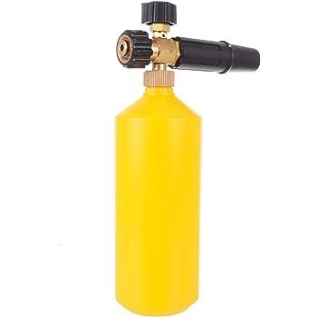 HYDROLINE Schaumlanze Hochdruck Schaumkanone für Hochdruckreiniger Karcher M22