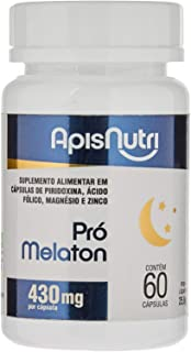 Apisnutri Pró-Melaton, 60 Caps