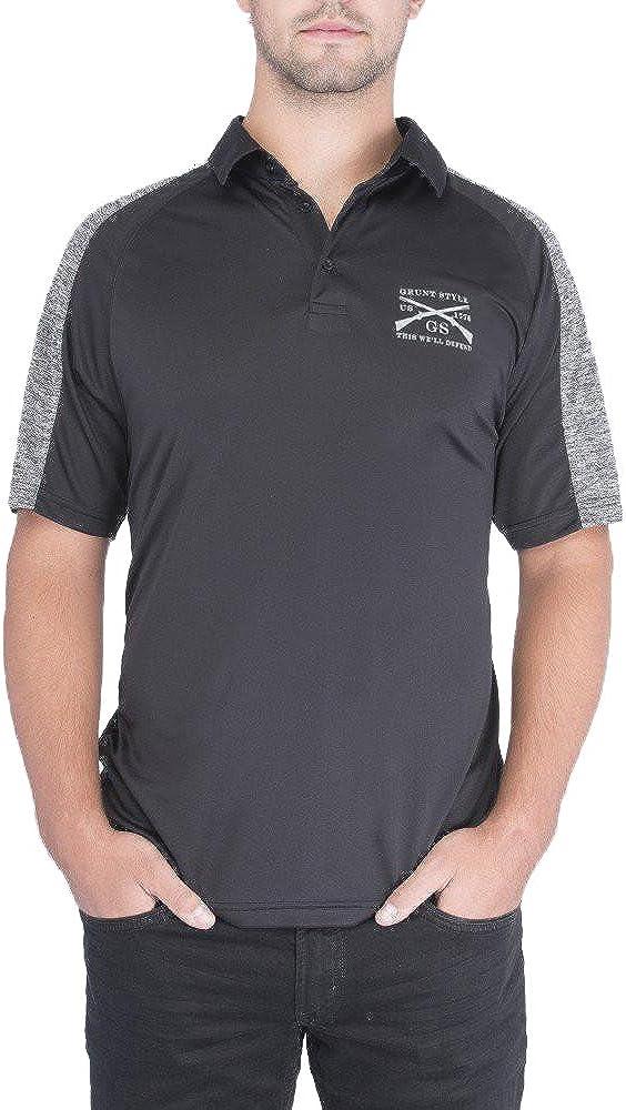 Grunt Style UV Brand Cheap Sale Venue Polo outlet Men's Shirt