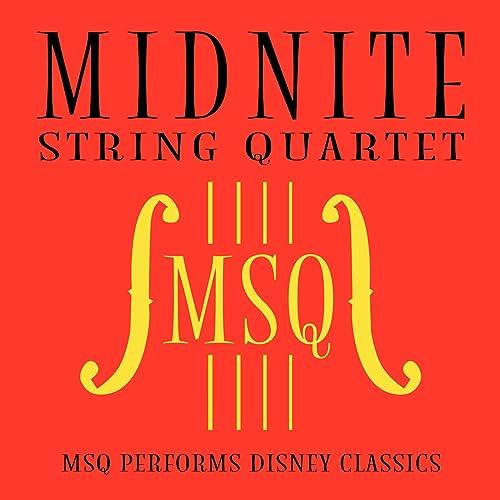 Amazon com: MSQ Performs Disney Classics: Midnite String