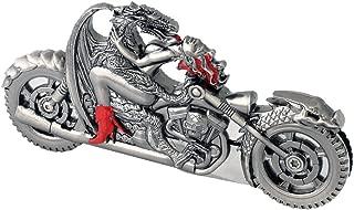 Vulcan Gear American Chopper Motor Cycle Metal Handle Folding Knife - Choose your style