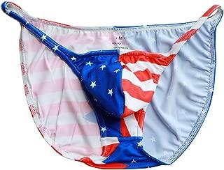 Men's Briefs 1 OR 2 Pack Soft Bulge Bikini Sexy Underwear