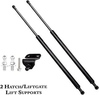 2 Pcs Lift Supports Rear Hatch Struts Gas Springs Shocks for 2003-2008 Nissan 350Z Compatible with 4194 Strut