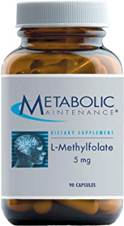 Best metabolic maintenance l-methylfolate 10 mg Reviews