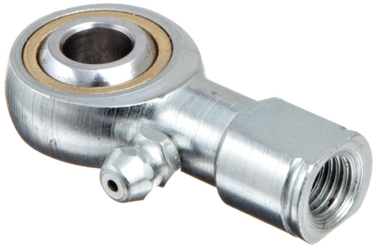 Sealmaster TFL 7N Rod End Bearing, Three Piece, Commercial, Regr