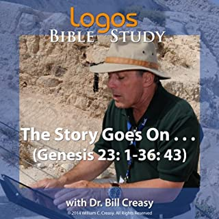 The Story Goes On... (Genesis 23: 1-36: 43) cover art
