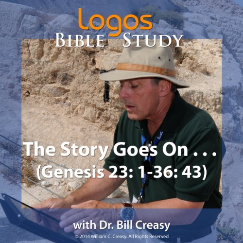 The Story Goes On... (Genesis 23: 1-36: 43) audiobook cover art