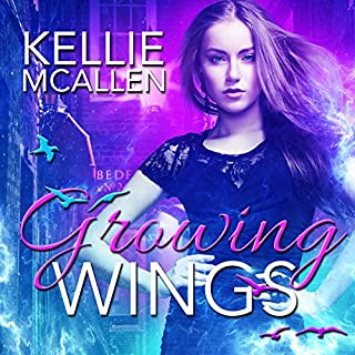 Growing Wings     The Caged Series, Book 2              By:                                                                                                                                 Kellie McAllen                               Narrated by:                                                                                                                                 Heather Taylor                      Length: 4 hrs and 49 mins     3 ratings     Overall 5.0