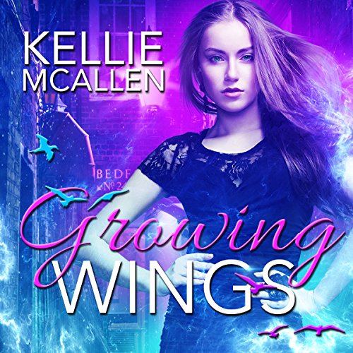 Growing Wings audiobook cover art