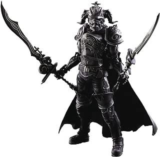 Square Enix Final Fantasy XII: Gabranth Play Arts Kai Action Figure