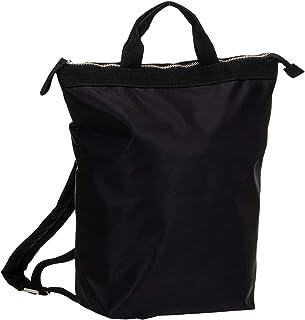 SIX Messenger Bag Rucksack wasserabweisend in Schwarz (539-374)