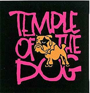 Temple Of The Dog Sticker