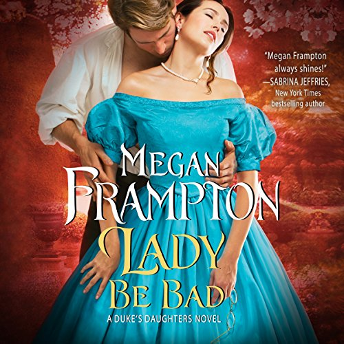 Lady Be Bad audiobook cover art