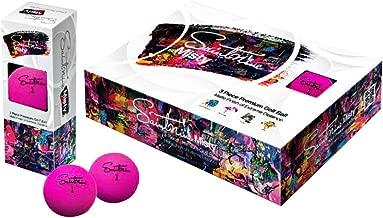 Saintnine Women Misty Golf Balls 1 Dozen Pink