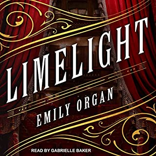Limelight audiobook cover art