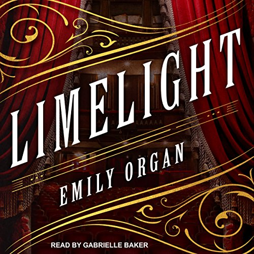 Limelight Audiobook By Emily Organ cover art