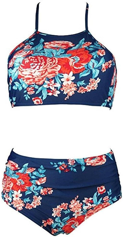 Penao Gedruckte hoher Größe geteilt Bikini B07BK358PL B07BK358PL B07BK358PL  Schöne Farbe b361d5