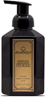 Savon De Royal Luxury Vegan Köpük Sabun Gold Touch 500 ml