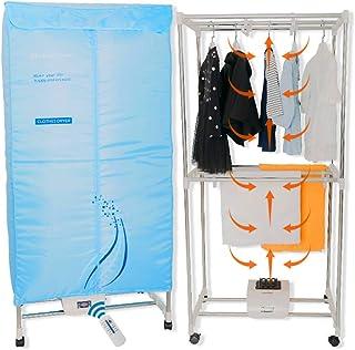 comprar comparacion Concise Home Secador eléctrico 1000 W de Gran Capacidad 15 kg Doble de Acero Inoxidable Control Remoto Ahorro de energía R...