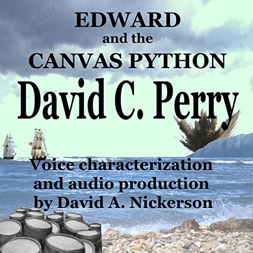 Edward and the Canvas Python cover art