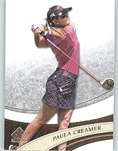 2014 SP Authentic Golf #6 Paula Creer - LPGA Tour Golfer (Sports Trading Cards)