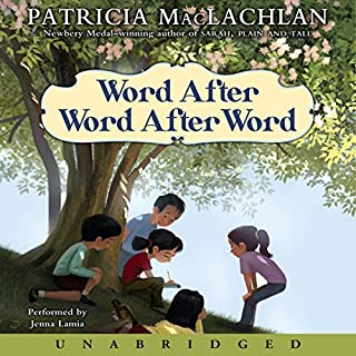 Word After Word After Word audiobook cover art