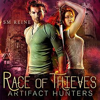 Race of Thieves: An Urban Fantasy Novel cover art
